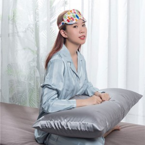 OEM/ODM China Mulbery Silk Pillowcase - King size silk pillow case  – Wonderful Textile
