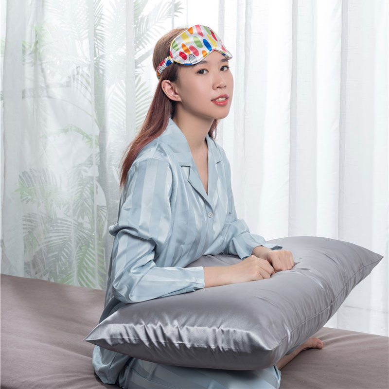 Chinese wholesale Silk Pillow Case - King size silk pillow case  – Wonderful Textile