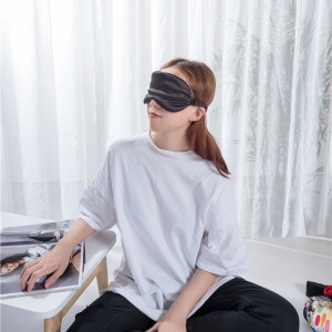 Poly satin sleep mask