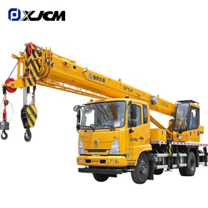 Wholesale Dealers of Mobile Boom Crane - XJCM 12 ton truck crane for sale – Jiufa