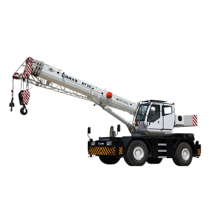 New Fashion Design for 75 Ton Lorry Crane - 30 Ton Lifting machine rough terrain crane – Jiufa