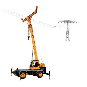 China wholesale Boom Lift Crane - XJCM brand Lifting cable crane  – Jiufa