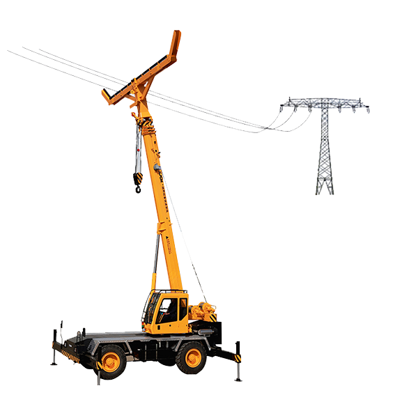 High Performance Crane Lifting Machine - XJCM brand Lifting cable crane  – Jiufa detail pictures