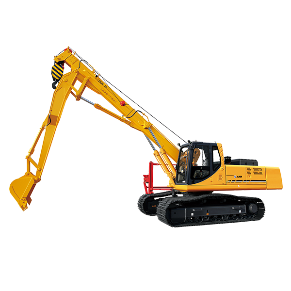 8 Year Exporter 75 Ton Crane - 24 ton pipe layer – Jiufa