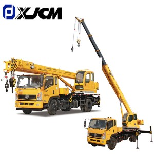 Chinese wholesale 120 Ton Mobile Crane - Small truck crane 10 ton – Jiufa