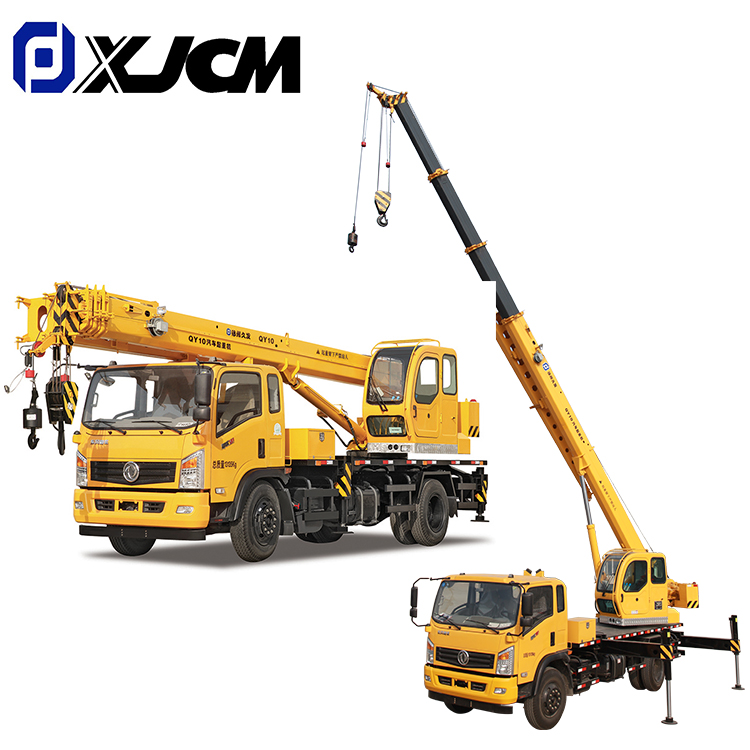 Hot sale 80 Ton Crane For Sale - Small truck crane 10 ton – Jiufa