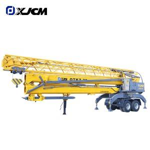 Hot-selling Grue Tout Terrain – XJCM  fast traction tower crane for sale  – Jiufa