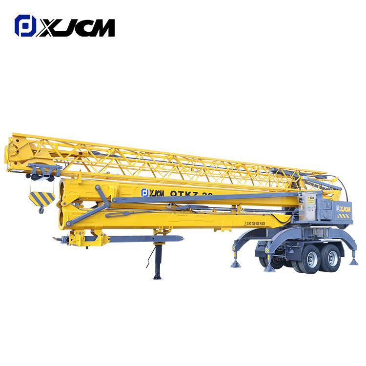 Factory selling Small Construction Crane - XJCM  fast traction tower crane for sale  – Jiufa