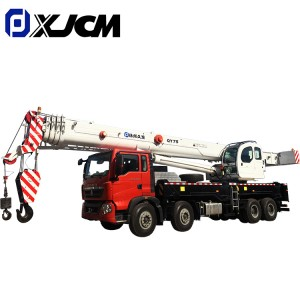 Wholesale Dealers of Mobile Boom Crane - XJCM brand knuckle boom crane truck 75 ton – Jiufa