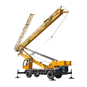 Factory source Construction Crane Price - mobile tower crane – Jiufa