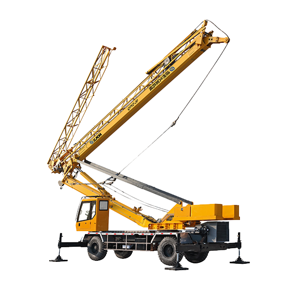8 Year Exporter Flat Top Crane - mobile tower crane – Jiufa Featured Image
