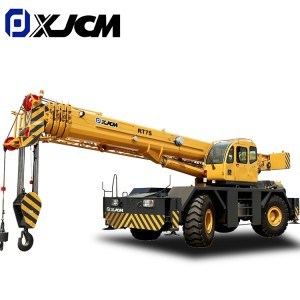 Wholesale Price 30 Ton Rough Terrain Crane - XJCM manufacture 75 ton lifting engine crane – Jiufa