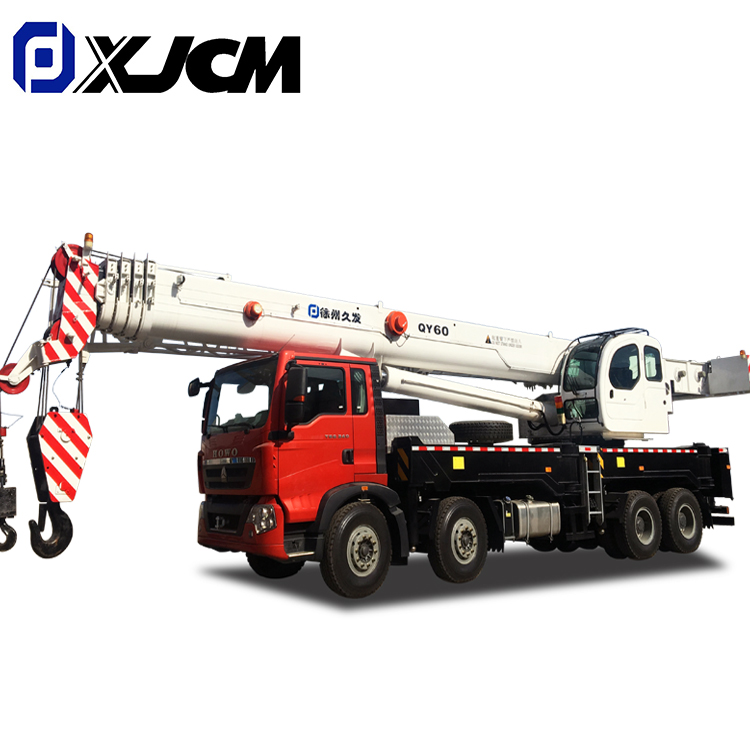 Chinese Professional Hydraulic Truck Crane - XJCM lifting machine truck mounted crane 60 ton – Jiufa Featured Image