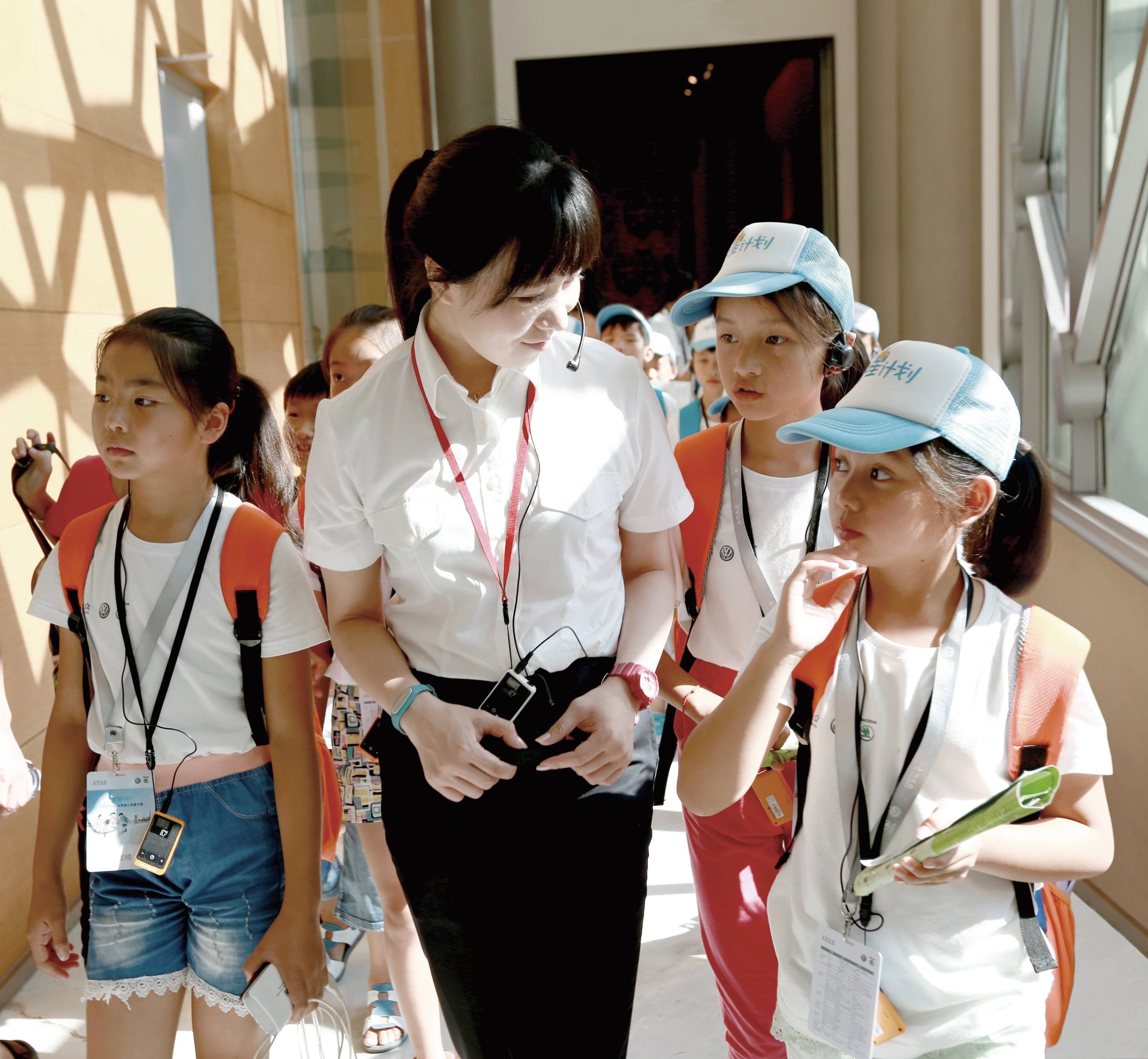 "Guarding childhood, lighting up hope, Taizhou YJIE ""Starry Project"" is in action"