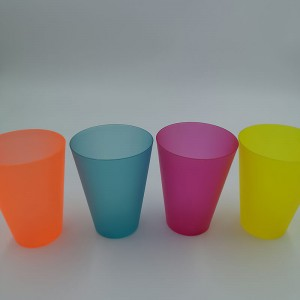 Big discounting Bulk plastic cups - Plastic cups-Houseware-YJ1001 – Yjie
