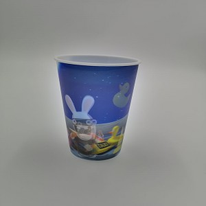 New Arrival China Promotional sports bottles - Plastic cups-Houseware-YJ1007 – Yjie
