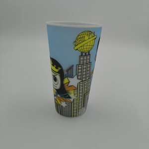 Original Factory Plastic water cups - Plastic cups-Houseware-YJ1011 – Yjie