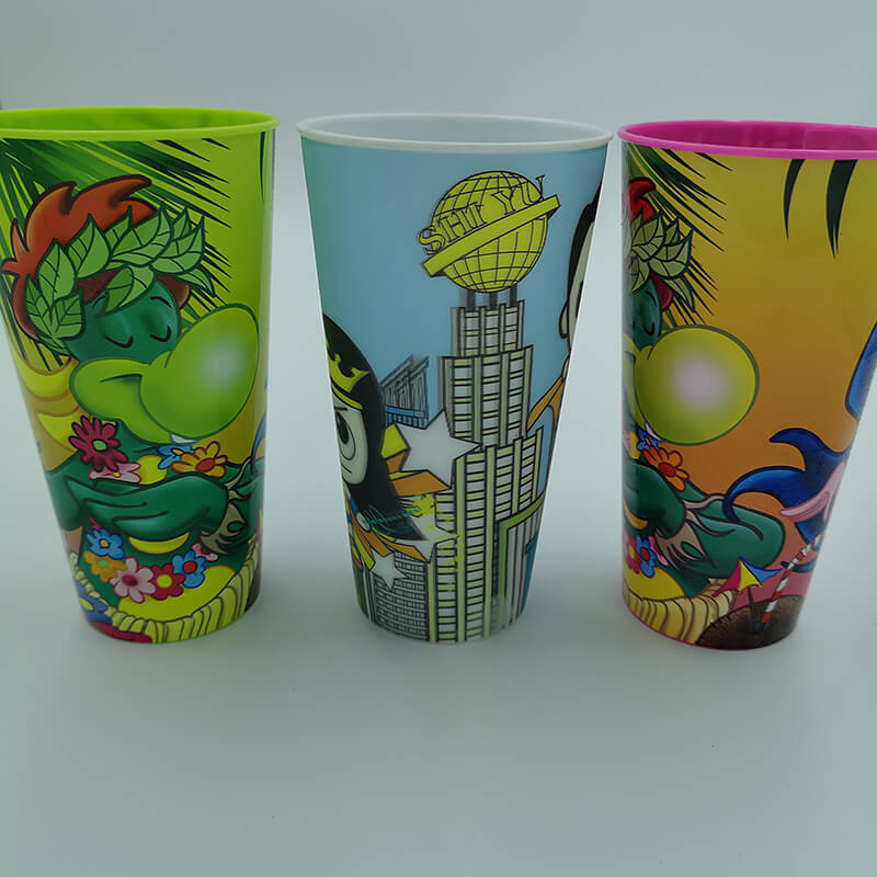 Plastic cups-Houseware-YJ1012 Featured Image