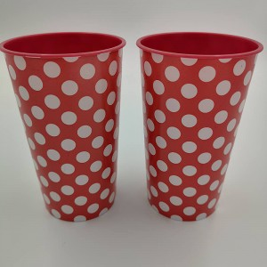 Free sample for Red wine glasses - Plastic cups-Houseware-YJ1013 – Yjie