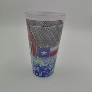Discount wholesale Packaging box - Plastic cups-Houseware-YJ1014 – Yjie