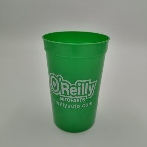 Hot New Products Double wall beer glass - Plastic cups-Houseware-YJ1015 – Yjie
