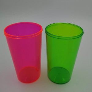 Factory making No disposable cups - Plastic cups-Houseware-YJ1024 – Yjie
