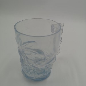 Discountable price Plastic Buckets - Plastic cups-Houseware-YJ1027 – Yjie
