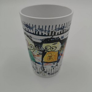 China Cheap price Small beer glasses - Plastic cups-Houseware-YJ1040 – Yjie