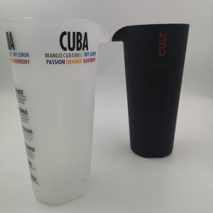 Good User Reputation for 3D plastic cup - pitcher-Houseware-YJ7001 – Yjie
