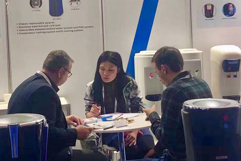 "Dongguan Shaohong Electronic Technology Co., Ltd. appears in Amsterdam International Water Exhibition ""AQUATECH"""