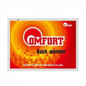 OEM/ODM Manufacturer Back Heat Patch For Pain - Back Warmer 1 – Comfort