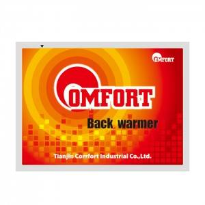 Professional China Heat Patches For Back Pain - Back Warmer 2 – Comfort