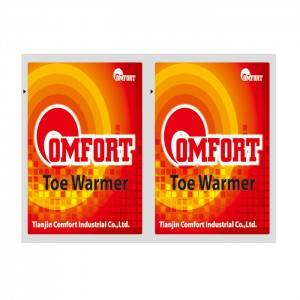 Fixed Competitive Price Adhesive Toe Warmers - Toe Warmer – Comfort