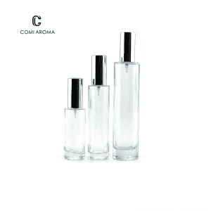 OEM Child Resistant Dropper Bottles Manufacturers - Custom-Made Top Quality 30ml Glass Perfume Bottle with Sprayer – Comi