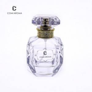 50ml Decoration Glass Perfume Oil Empty Bottle