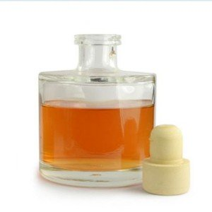 OEM Frosted Glass Dropper Bottles Factories - 200ml Round Shape Reed Diffuser Bottles  – Comi