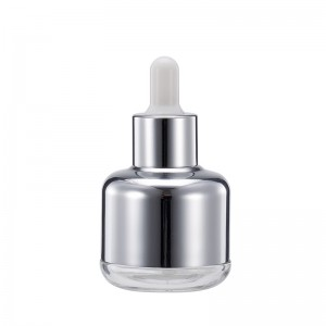 OEM Unique Skincare Packaging Suppliers - 30ml Dropper cosmetic bottles  – Comi