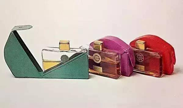 Perfume Bottle Evolution: Same perfume, different way of opening