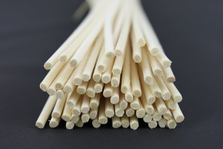 How to use the fiber sticks?