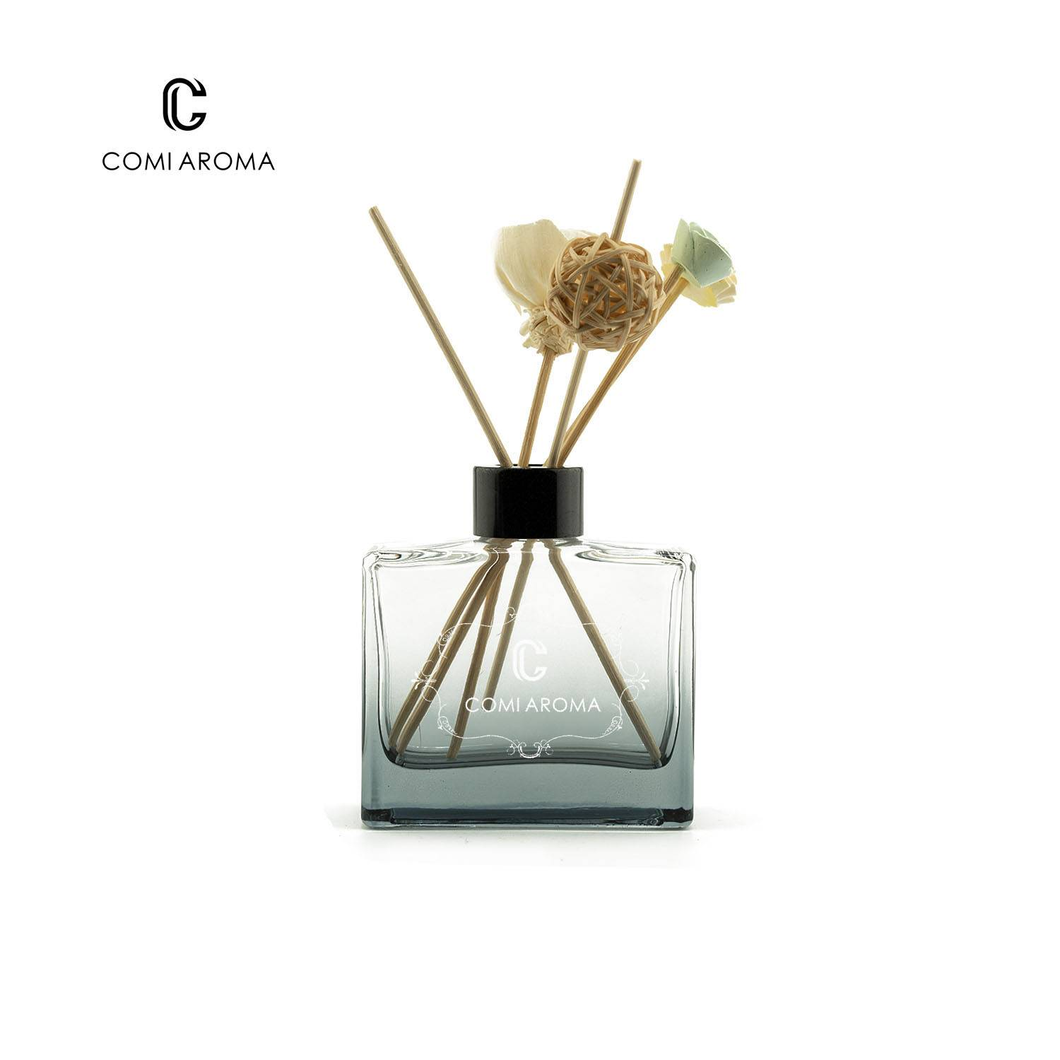 100ml Aroma Reed Diffuser Glass Bottle Featured Image