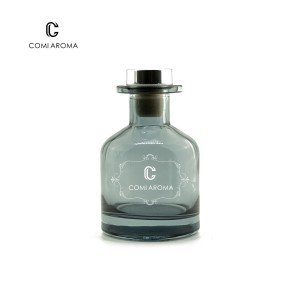 Special Design for Aromatherapy Bottles - 130ml Long Round Glass Aroma Bottle – Comi