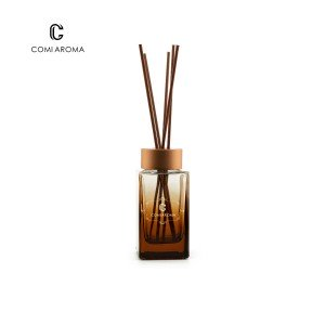 Best-Selling Oil Reeds Diffuser - 110ml Glass Aromatherapy Diffuser Bottle – Comi