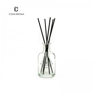 150ml Fragrance Glass Aroma Diffuser Bottles Diffuser Jars