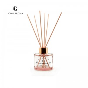100ml Round Aroma Perfume Glass Bottle for Reed Diffuser