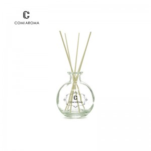Empty Glass Bottles Manufacturers - Fragrance Reed Diffuser Glass Bottle 250ml – Comi