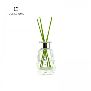 Manufactured Empty 200ml Aroma Reed Diffuser Glass Bottle for Home Fragrance