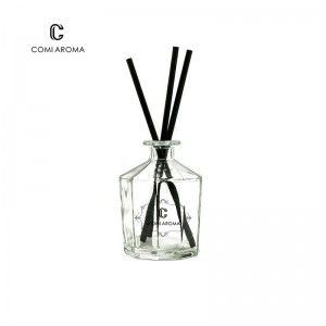 High Quality 300ml Reed Diffuser Glass Bottles with Cork Lid
