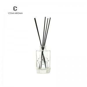 Wholesale Emotional Aromatherapy Factory - Glass Perfume Reed Diffuser Bottle 200ml – Comi