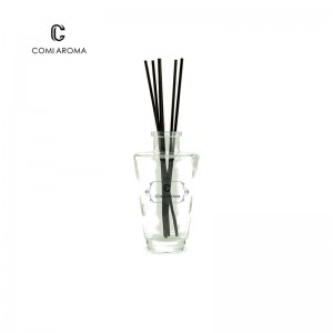 200ml Fragrance Aroma Reed Diffuser Bottles Aromatherapy Oil Glass Bottle