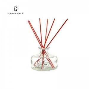 200ml  Clear Empty Aroma Reed Diffuser Bottle Glass